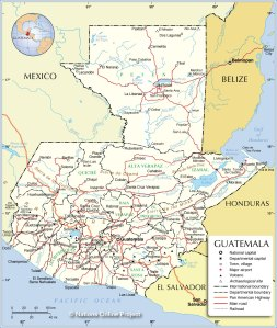 guatemala-administrative-map