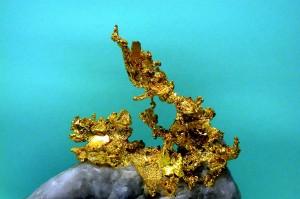 oro y agua