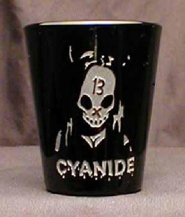 cyanidepoison