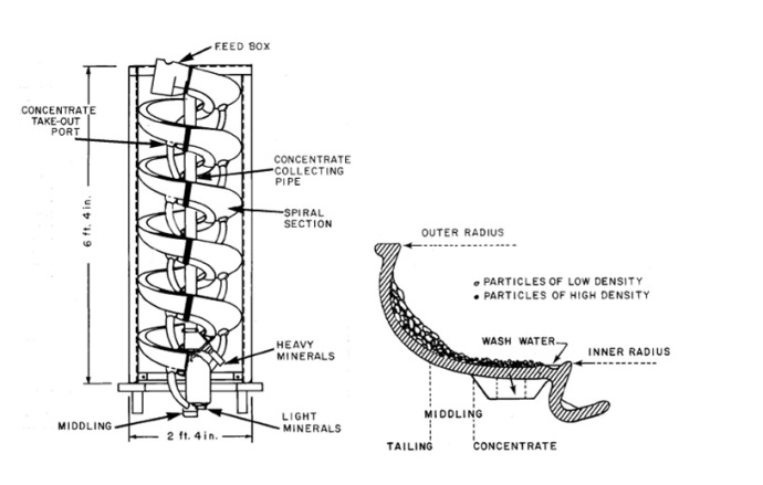 Reichert cone diagram